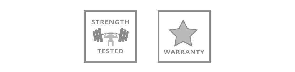 warranty and strength