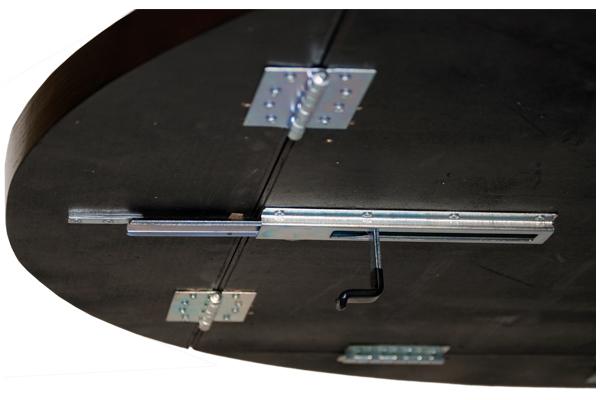 drop leaf restaurant tables mechanism
