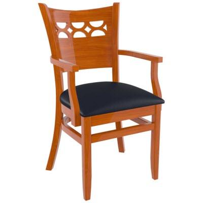 arm restaurant chairs