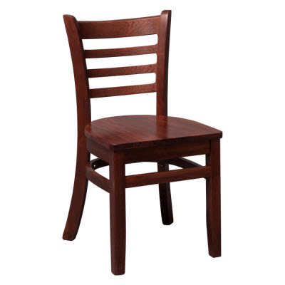 side restaurant chairs