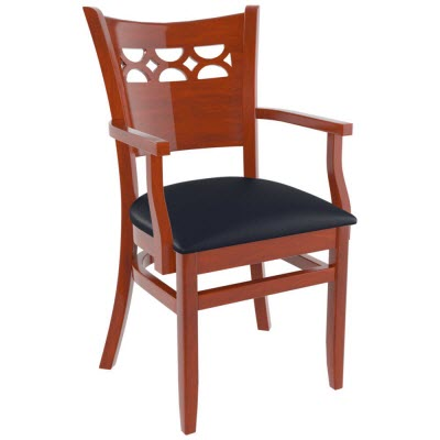 traditional restaurant chairs
