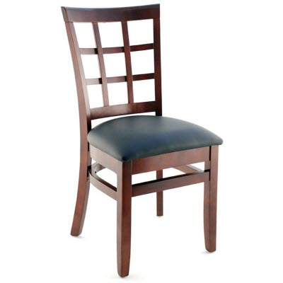 wood restaurant chairs